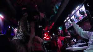 dmv party bus halloween costume party