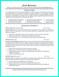 Cook Resume Sample Pdf Assistant Chef Resume Objective