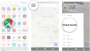 Fgoogle Maps How To Share Your Location In Google Maps Android Central