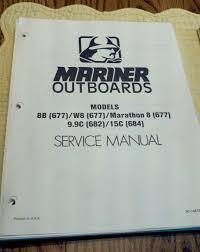 100 mercury 135 mariner outboard manual mercury outboard