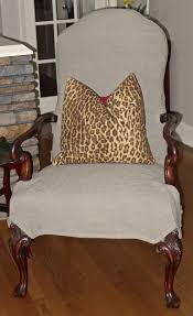 dining room chair seat covers stunning slipcovers for dining room chairs with arms contemporary