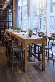Commercial Dining Room Tables Kitchen Awesome Ancient Tall Table Table And Chairs Commercial