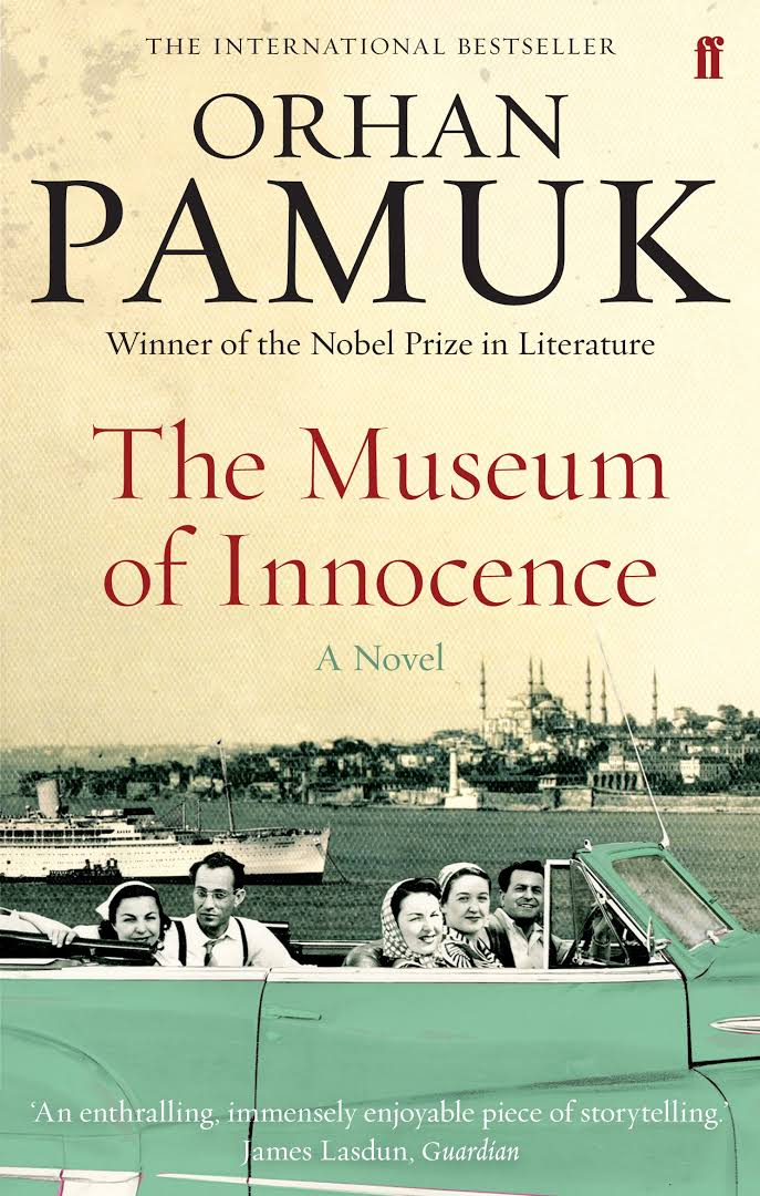 Image result for the museum of innocence