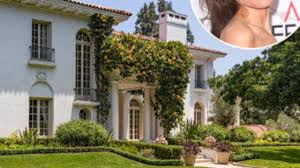 angelina jolie drops 25 million on historic cecil b demille home