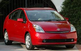 2008 toyota prius information and photos zombiedrive