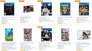 black friday 2017 ps4 bundles amazon amazon uk is offering up to 20 off games and consoles this week