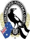 collingwood fc logo