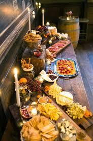 Wedding Reception Buffet Menu Ideas by Best 25 Wedding Appetizer Buffet Ideas Only On Pinterest