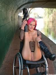 paralyzed female nude|