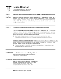 Resume For Nurses Free Sample by 100 Free Sample Resumes Templates Curriculum Vitae Resume