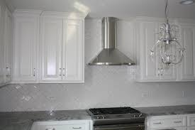 enchanting subway tiles in kitchen with stainless steel wall mount unique subway tiles in kitchen with stainless steel vent hood combined silver ceramic backsplash above marble counter