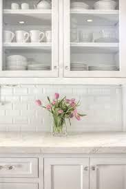 Best  Glass Subway Tile Backsplash Ideas On Pinterest Glass - White kitchen backsplash ideas