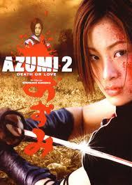 Azumi 2 - Death Or Love poster