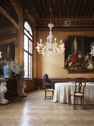 Posh Interiors Palazzo Widmann Interior Venice Italy Classical Interiors