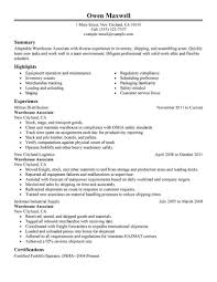 resume objective customer service examples shipping and receiving resume objective examples free resume 11 warehouse resumes sample job and resume template regarding warehouse resume objective examples 16034