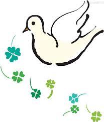 """图案 和平/鸽子是和平、友谊、团结、圣洁的象征,""""国际和平年""""的徽标,..."""