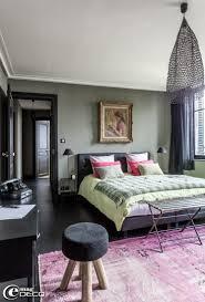 chemin de lit en lin la villa 1901 e magdeco magazine de décoration