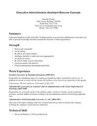 Preschool Resume Template Medical Assistant Skills List Medical Assistant Resume Objective