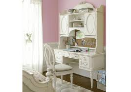 Girls Bedroom Gabriella Lacks Gabriella Vanity Desk And Hutch With Chair