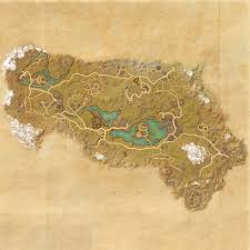 Bal Foyen Treasure Map 1 Tes Online Map Of The Rift