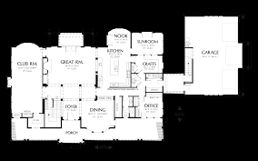 mascord house plan 2418 the parnell