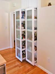 creative storage ideas for cabinets hgtv