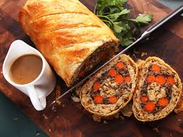 thanksgiving dinner easy recipes the food lab introducing vegetables wellington the plant based