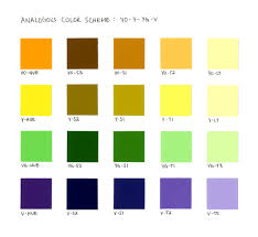 Minimalist Color Palette 2017 by What Is An Analogous Color Scheme Unac Co
