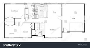 100 tri level home floor plans the 25 best split level
