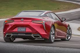 lexus hybrid price uk lexus rolls out the big guns new 467bhp lc 500 coupe revealed in