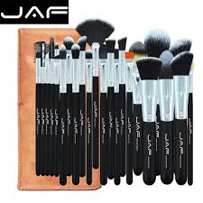 aliexpress com buy 24 pcs sof taklon hair makeup brush set high