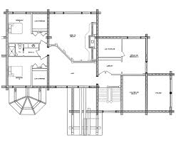 log home floor plan casa grande