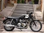 Triumph Bonneville T100 Bike