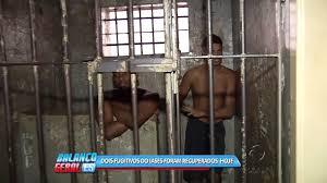 Dois fugitivos do Iases são recuperados | Folha Vitória