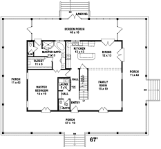 farmhouse style house plan 3 beds 2 50 baths 2400 sq ft plan 81 736