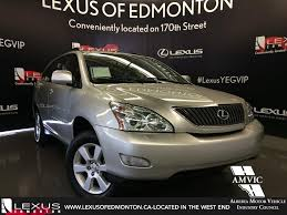 lexus canada second hand used silver 2004 lexus rx 330 suv walkaround review morinville