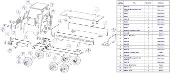 amazing craftsman furniture plans 7