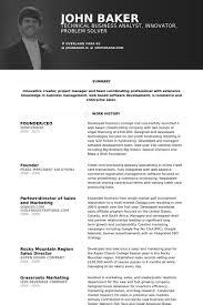 Ecommerce Resume Sample by Founder Ceo Resume Samples Visualcv Resume Samples Database
