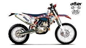 motocross jersey design your own custom graphics start to finish example ktm 2012 youtube