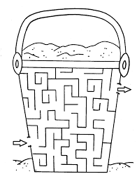 fancy maze coloring page 66 in gallery coloring ideas with maze