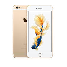 refurbished iphone 6s plus 16gb gold apple