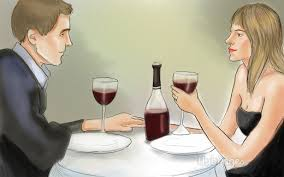 How to Date a Married Woman   PairedLife Set a good impression in person over dinner