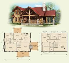 Log Cabin With Loft Floor Plans Best 25 Log Home Floor Plans Ideas On Pinterest Log Cabin Plans