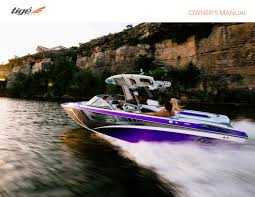 2017 tige owners manual by tige boats issuu