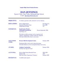 Resume Examples For Food Service by Copy Of Resume 2 Copy Of Resume More Careertraining Hard To Format