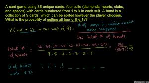 birthday probability problem video khan academy