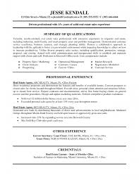 sample resume templates real estate agent resume example realtor sample resumes estate real estate broker assistant resume sample it administrator real estate resume templates