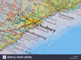 Florida Shark Attack Map by New South Wales Map Stock Photos U0026 New South Wales Map Stock