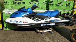 2008 sea doo gtx 215 watercraft fond du lac wisconsin