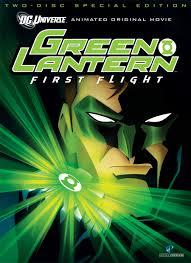 ver linterna verde primer vuelo